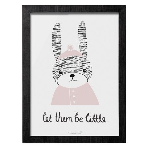 bloomingville-rabbit-black-frame-decor-stationery-print-bmv-50500118-01