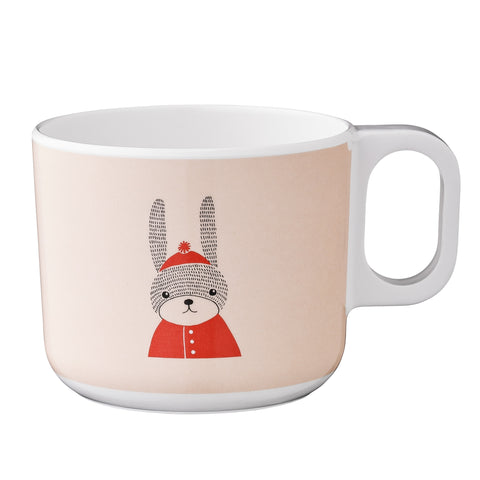 bloomingville-sophia-rabbit-nude-and-white-melamine-cup-kitchen-bmv-47300012-01