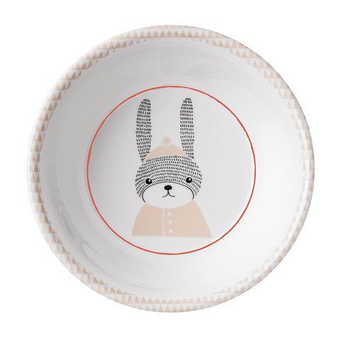 bloomingville-sophia-rabbit-white-and-nude-melamine-plate-kitchen-bmv-47300010-01
