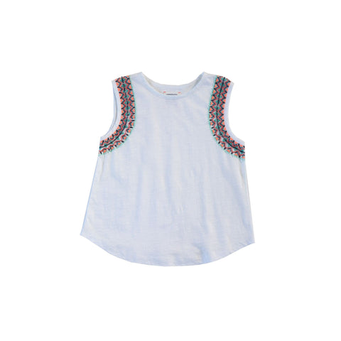 bonheur-du-jour-paris-tropic-white-tank-top-embroidered-clothing-girl-kid-tank-top-bdj-s6tropic-wh-2y-01