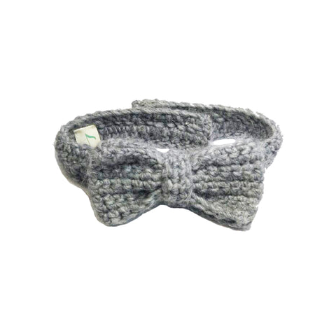 Lullaby Road Bow Tie Grey