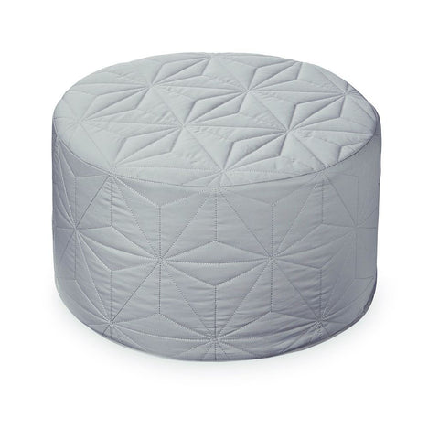 Cam Cam Copenhagen Pouf Low Grey
