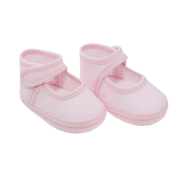 Cambrass Summer Baby Shoes MOD.107 Pink