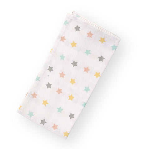 childhome-tetra-140x100-pastel-stars-swaddle-01