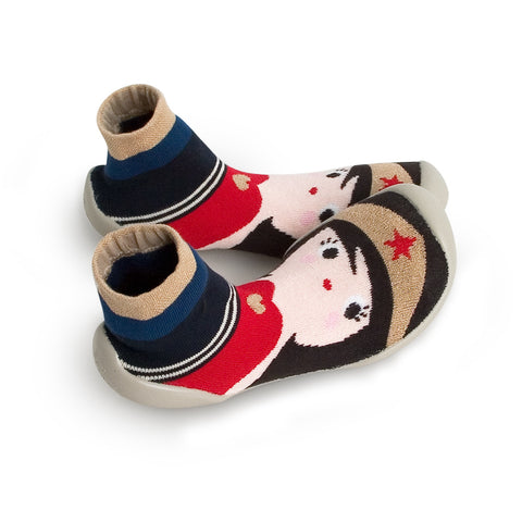 collégien Wonder Woman Slippers