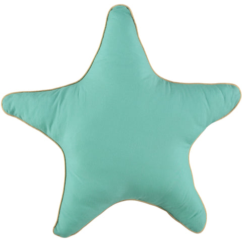 Nobodinoz Star Cushion Tropical Green Large