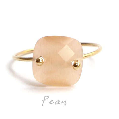 Paloma Stella Quartz Ring