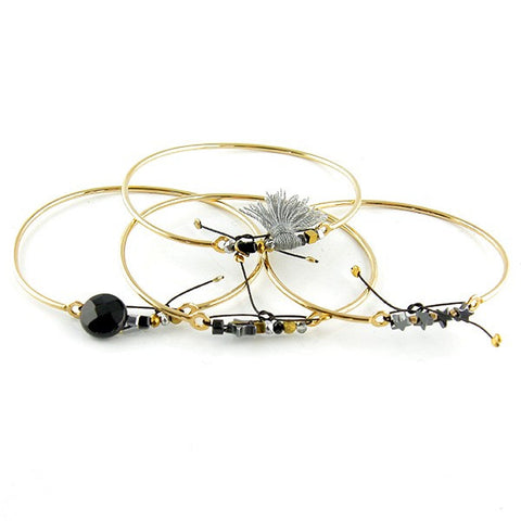 Paloma Stella Precious Star Bangle