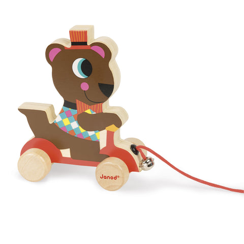 janod-circus-pull-along-toy-bear- (1)