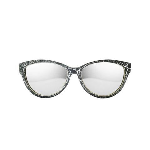 Kate Wood Miami Black Sunglasses