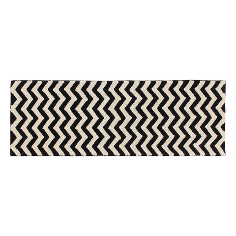 lorena-canals-black-&-white-zig-zag-machine-washable-rug- (1)