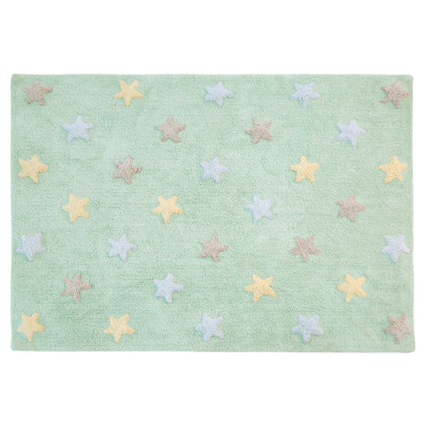 lorena-canals-tricolor-stars-soft-mint-washable-rug-lore-c-st-sm-01