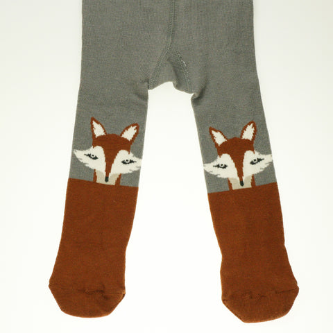 Lullaby Road Fox Tights