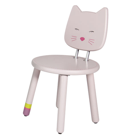 Moulin Roty Les Pachats Pink Child Chair