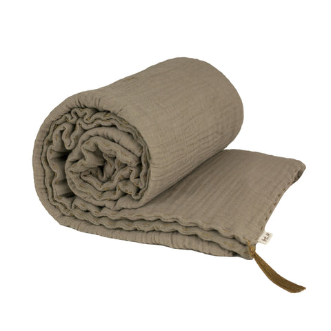 Numero 74 Winter Blanket - Beige