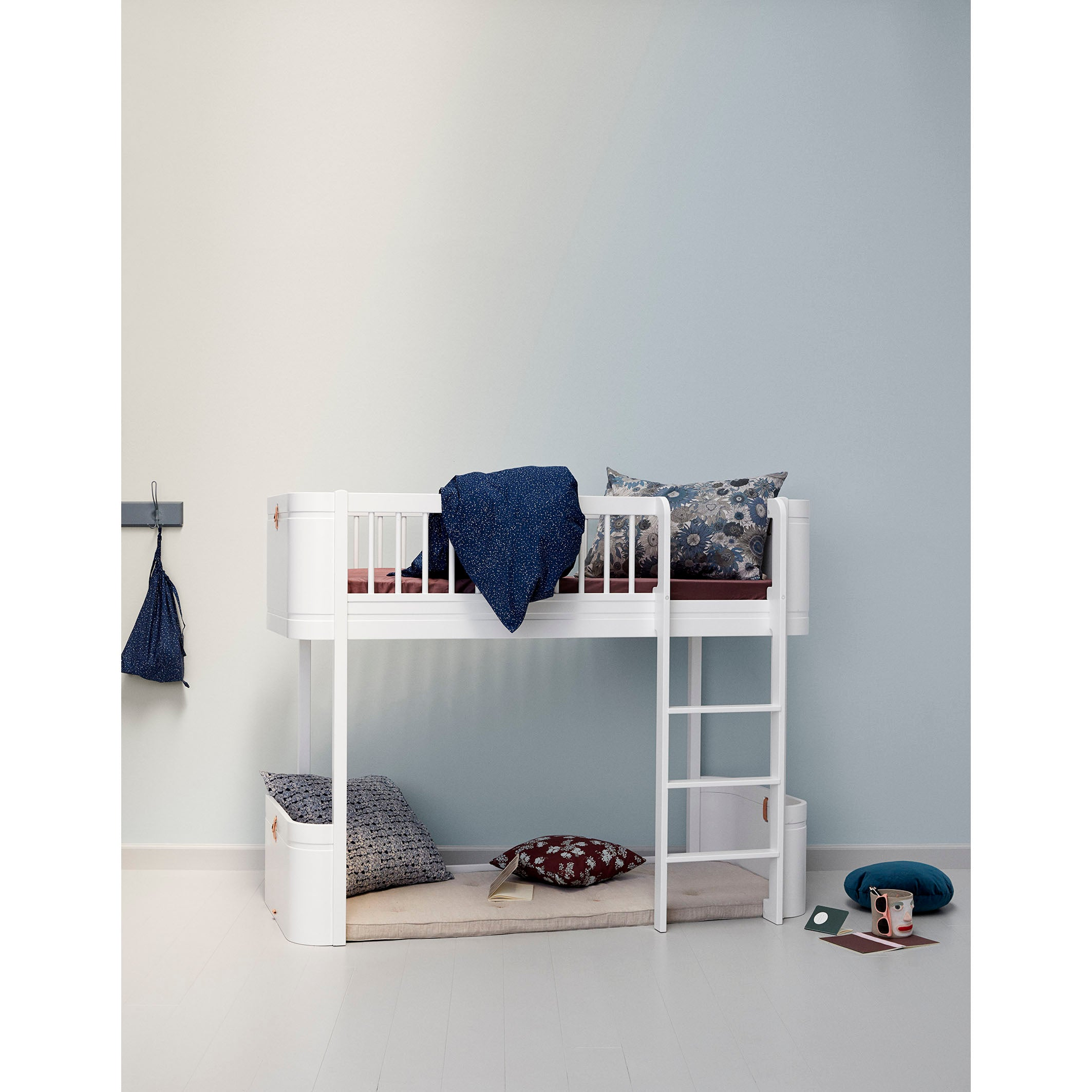 raw furniture with c storage bolton low loft bed bennington