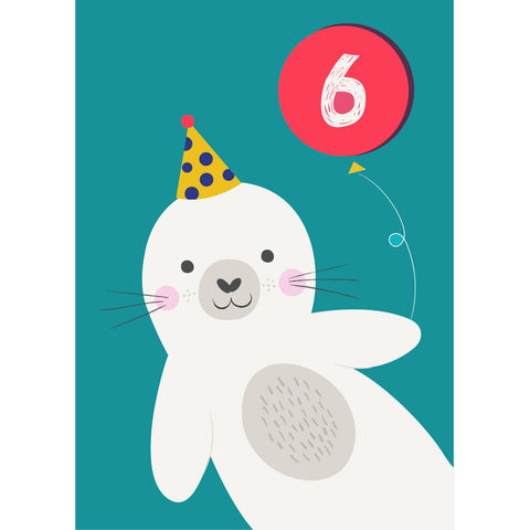 rex-seal-6th-birthday-card-01