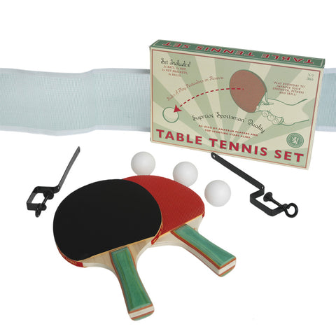 Rex Table Tennis Set