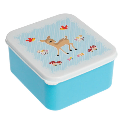 Rex Woodland Animals Lunch Box