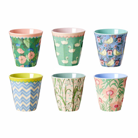 rice-dk-6-two-tone-melamine-cups-assorted-shine-prints-small-01