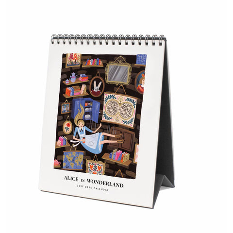 rifle-paper-co-2017-alice-in-wonderland-desk-calendar-01