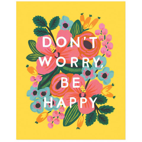 rifle-paper-co-don't-worry,-be-happy-print-01