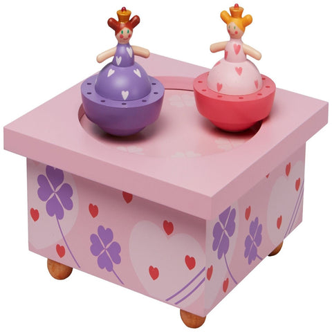 trousselier-musical-wooden-box-princess-sisters