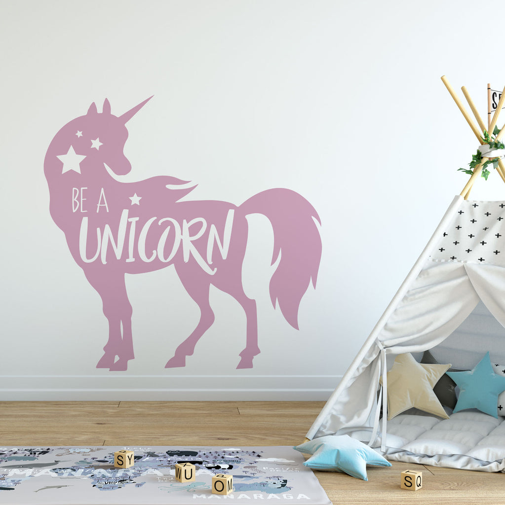 Unicorn off-centre positioning