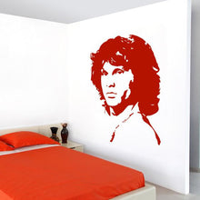 Load image into Gallery viewer, Jim Morrison The Doors Wall Art Sticker - Apex Stickers