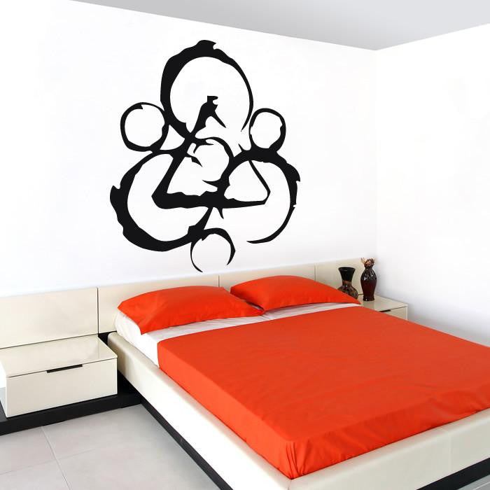 Coheed and Cambria Logo Wall Art Sticker - Apex Stickers