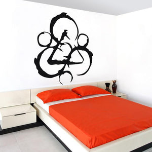 Coheed and Cambria Logo Wall Art Sticker (AS10057) - Apex Stickers