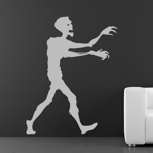 Zombie Walker Walking Dead Wall Art Sticker - Apex Stickers