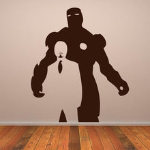 Load image into Gallery viewer, Iron Man Tony Stark Avengers Wall Art Sticker - Apex Stickers