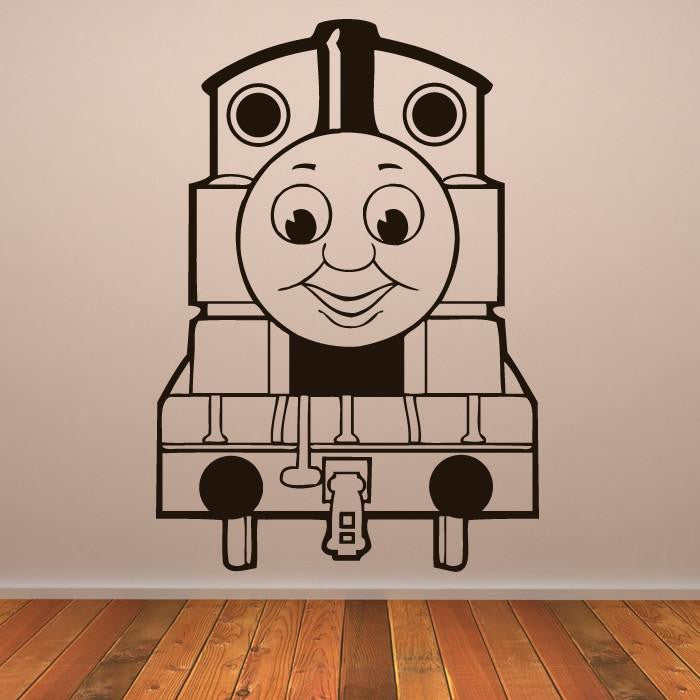 Childs Thomas Tank Engine Train Wall Sticker - Apex Stickers