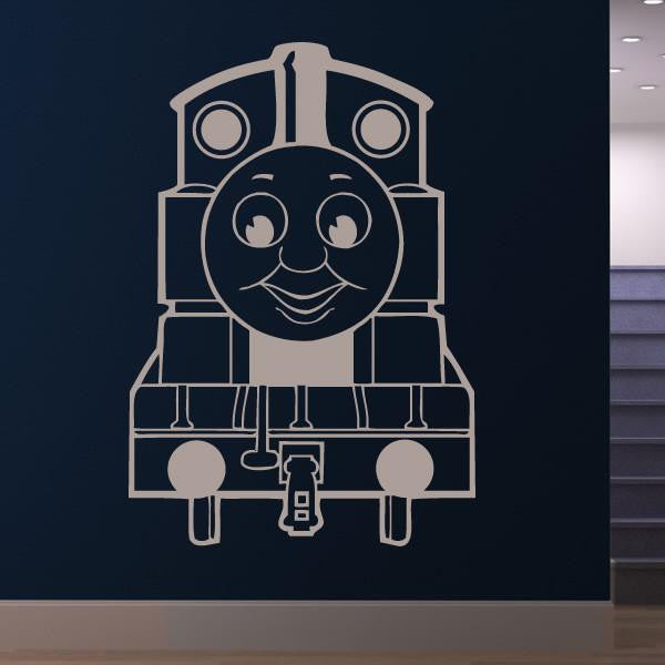 Childs Thomas Tank Engine Train Wall Art Sticker (AS10142) - Apex Stickers