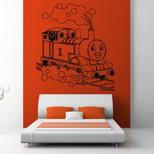 Load image into Gallery viewer, Childs Thomas Tank Engine Train Wall Decal - Apex Stickers