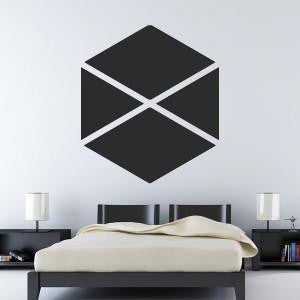Destiny Game Titan Insignia Logo Wall Art Sticker - Apex Stickers