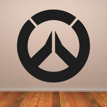 Overwatch Computer Game Logo Wall Art Sticker - Apex Stickers