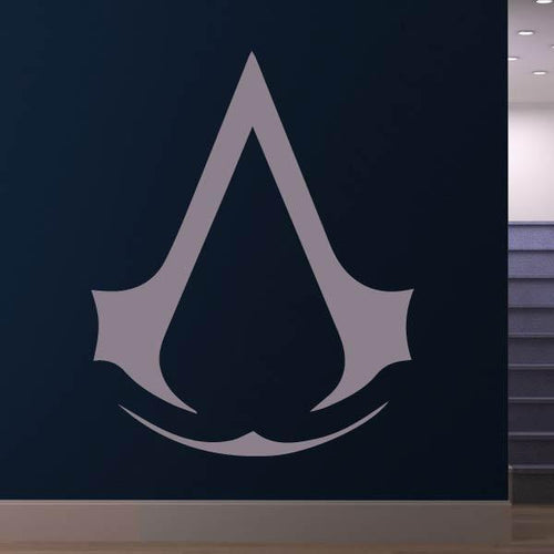 Assassins Creed Logo Wall Art Sticker - Apex Stickers