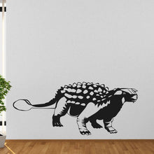 Load image into Gallery viewer, Ankylosaurus Dinosaur Wall Sticker - Apex Stickers