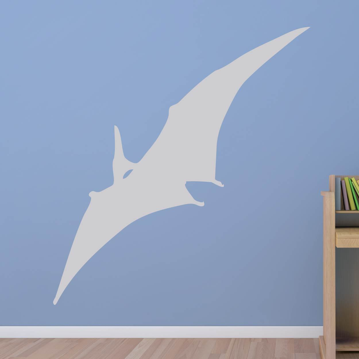Pterodactyl Dinosaur Wall Sticker - Apex Stickers