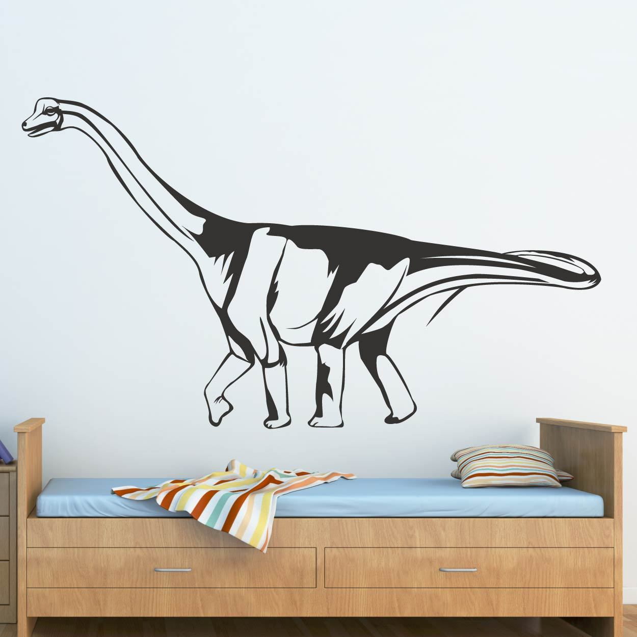 Saltasaurus Dinosaur Wall Art Sticker (AS10339) - Apex Stickers