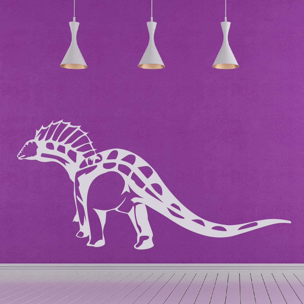 Spinosaurus Dinosaur Wall Sticker - Apex Stickers