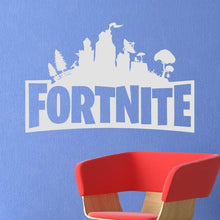 Load image into Gallery viewer, Fortnite Logo Wall Sticker - Apex Stickers
