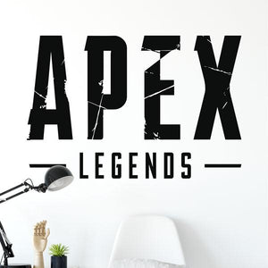 Apex Legends Logo Wall Sticker - Apex Stickers
