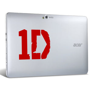 1D One Direction Bumper/Phone/Laptop Sticker (AS11002) - Apex Stickers