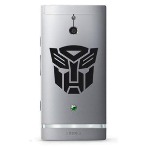 Autobot Transformers Logo Bumper/Phone/Laptop Sticker (AS11005) - Apex Stickers