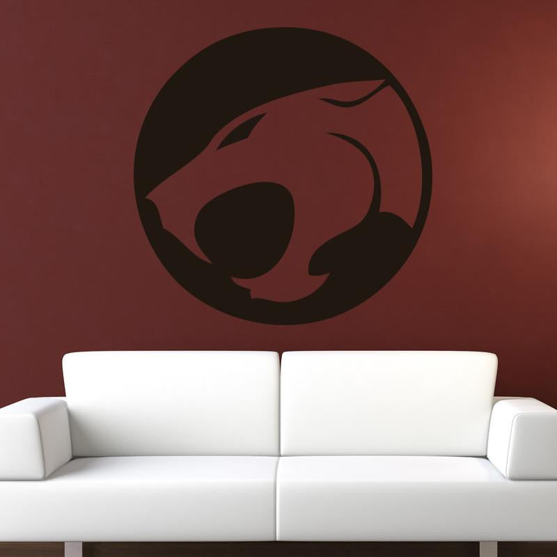 Thundercats Logo Wall Art Sticker - Apex Stickers