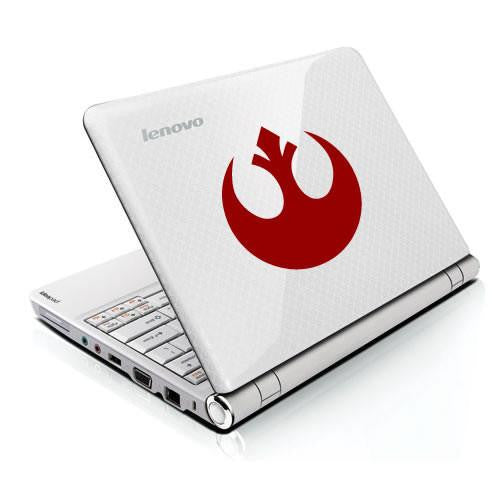 Star Wars Rebel Alliance Logo Bumper/Phone/Laptop Sticker - Apex Stickers