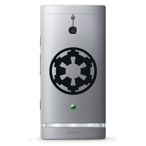 Star Wars Imperial Logo Bumper/Phone/Laptop Sticker - Apex Stickers